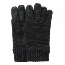 Marled Smart Glove Men's, Black, L/XL by Ugg Australia