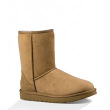 Classic Short II Boot - Women's-Chestnut-5 by Ugg Australia