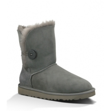 Bailey Button Boot - Women's-Grey-10