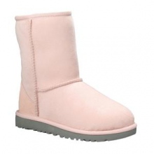 Classic Boot Little Girls', Bright Pink, 10 by Ugg Australia