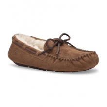 Dakota Slipper Women's, Chestnut, 10 by Ugg Australia
