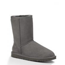 Classic Short Boots Women's, Chocolate, 10 by Ugg Australia in San Antonio TX
