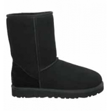 ? Women's Classic Short Sheepskin Boot by Ugg Australia