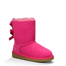 Bailey Bow Boot - Toddler's-Cerise-6 by Ugg Australia