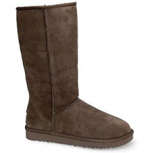 Classic Tall Boots Women's, Chocolate, 6 by Ugg Australia in San Antonio TX