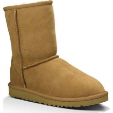 Classic Boots - Toddler's: Chestnut, 6T by Ugg Australia
