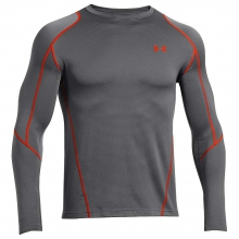 Men's ColdGear Infrared Grid Crew by Under Armour