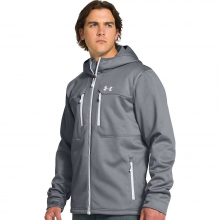 Men's UA ColdGear Infrared Hooded Softershell Jacket