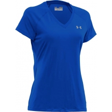 Women's UA Tech™ S/S T-Shirt Moon Shadow by Under Armour