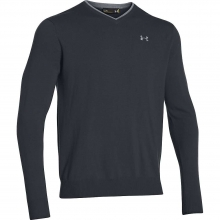 Men's Merino V Neck Sweater by Under Armour