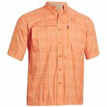 Men's Flats Guide SS Plaid Shirt by Under Armour