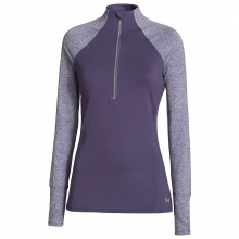 Women's UA Storm Heather 1/2 Zip