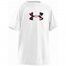 Boys' UA Tech Big Logo SS Top by Under Armour
