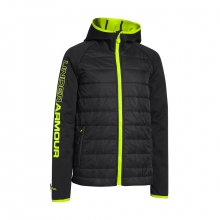 UA ColdGear Infrared Werewolf Hooded Jacket Boys' by Under Armour