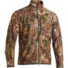 Men's UA ColdGear® Infrared Scent Control Rut Jacket RealTree AP-Xtra by Under Armour
