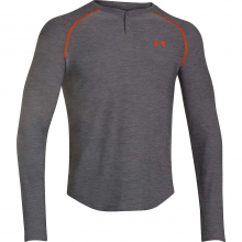Men's ColdGear Infrared Long Sleeve Henley by Under Armour