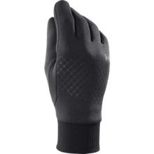 Women's UA ColdGear® Infrared Core Liner Glove Black by Under Armour