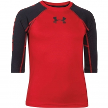 Boys' Tech 3/4 Sleeve Tee by Under Armour