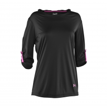 Sedona Hoody - Women's Black/Pink Essence X-Small by Under Armour