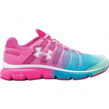 Girls' Micro G Pulse II Fade Shoe by Under Armour