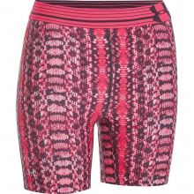Women's Heatgear Alpha Compression Printed Mid Short by Under Armour