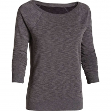 Women's Kaleidalogo Solid LS Crew by Under Armour