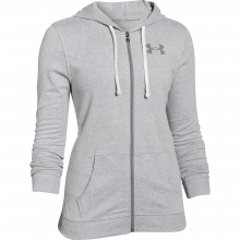 Women's Charged Cotton Triblend Full Zip Hoody by Under Armour