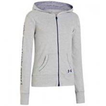 Triblend Full Zip Hoody - Girl's by Under Armour