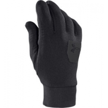ColdGear Infrared Touchscreen Liner Gloves - Men's - Black In Size by Under Armour