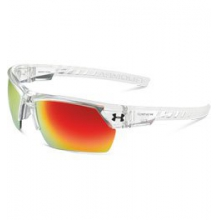 Ignitor 2.0 Multiflection Sunglasses - Men's - Shiny Crystal Clear/Grey Multiflection in Logan, UT