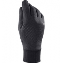 ColdGear Infrared Core Touchscreen Liner Gloves - Women's - Black In Size: Medium