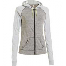 Charged Cotton Undeniable Full Zip Hoody - Women's by Under Armour