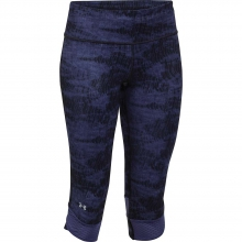 Women's Fly By Printed Capri by Under Armour
