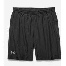 "Launch 7"" Short - Men's-Graphite-S by Under Armour"