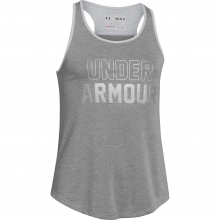 Girls' Branded Tank by Under Armour