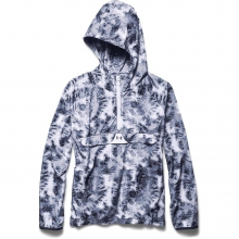 Women's Storm Popover Printed Jacket by Under Armour