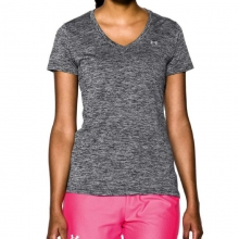 Women's UA Tech V-Neck Shirt by Under Armour