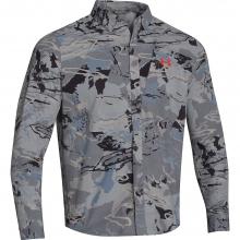 Men's UA Ridge Reaper Hydro Woven Shirt by Under Armour