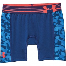 Girls' Alpha 5 Inch Printed Short by Under Armour
