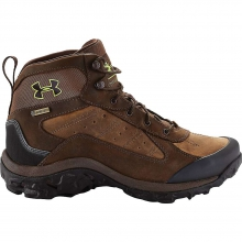 Men's UA Wall Hanger Leather Mid Boot by Under Armour