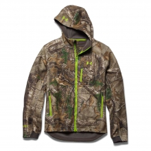 Men's Gore-Tex Windstopper Jacket by Under Armour