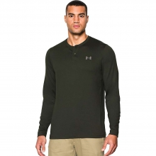 Men's ColdGear Infrared Henley by Under Armour