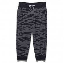 Women's Triblend Printed Capri by Under Armour