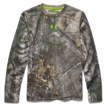 Youth Scent Control Tech LS Top by Under Armour