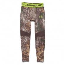 Youth Scent Control Tevo Legging by Under Armour