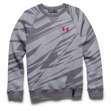 Boys' Rival Cotton Crew Top by Under Armour
