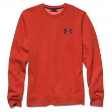 Men's Rival Cotton Novelty Crew Top by Under Armour