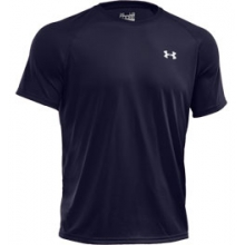 Tech Short Sleeve T- Shirt - Men's - White In Size by Under Armour