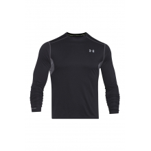 coldBlack Run LS T - 1253583-001 by Under Armour