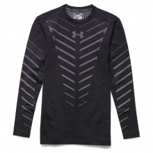 Men's ColdGear Infrared Armour Compression Crew Top by Under Armour
